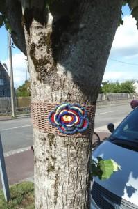 Baum in Jullouville