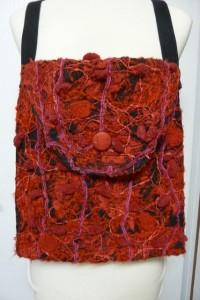 Tasche Crazy wool
