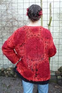 Jacke Crazy Wool